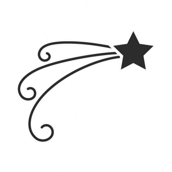 sticker_noel_etoile_filante_4